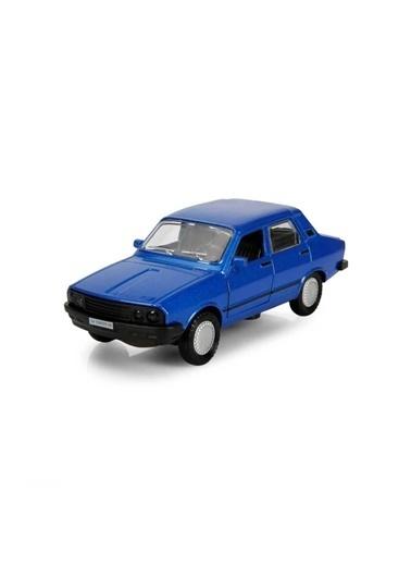 Birlik Oyuncak 7288 002-Brl-16X Metal Çek Bırak Toros Araba Renkli